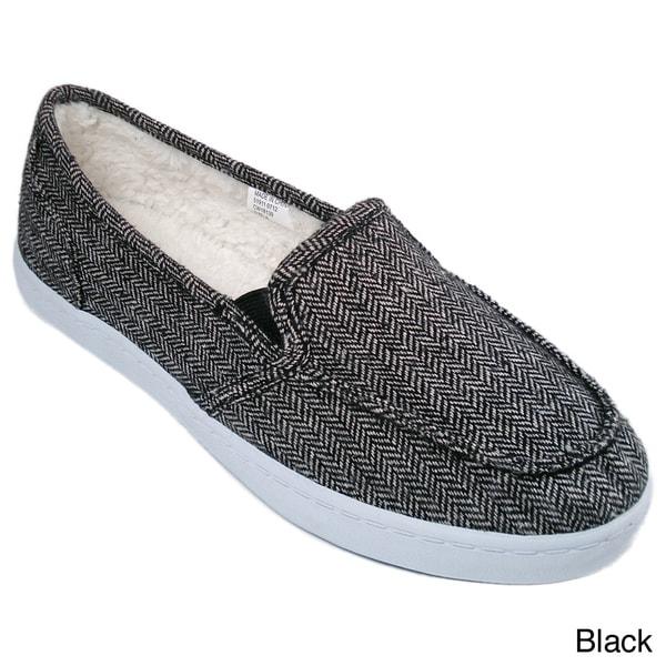 Women's 'Huntington' Wool Slip-on Shoes