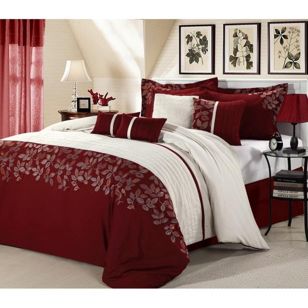 Montana 8-piece Comforter Set