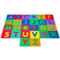 Kid's Foam Floor Alphabet Puzzle Mat