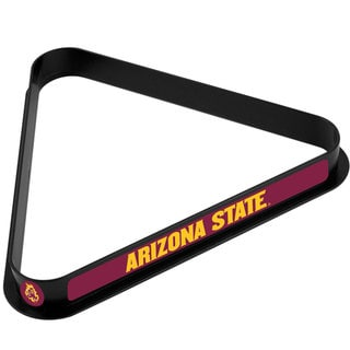 Arizona State University Billiard Ball Triangle Rack