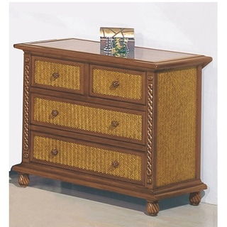 Nigel Split Top Four-Drawer Chest