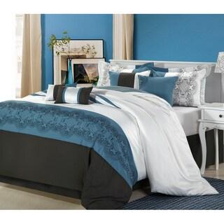 Beluga 8-piece Comforter Set