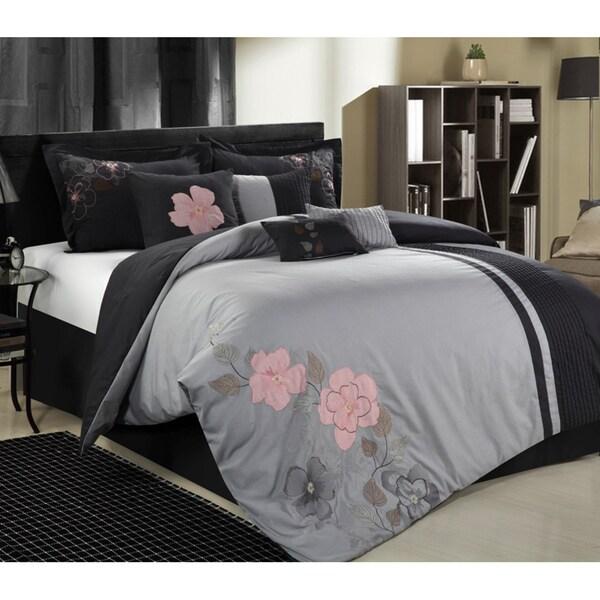 Gardena 8-piece Comforter Set