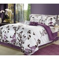 Butterfly 8-piece Comforter Set