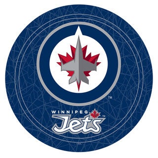 NHL Winnipeg Jets Billiard Ball Triangle Rack