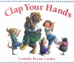 Clap Your Hands (Board book)