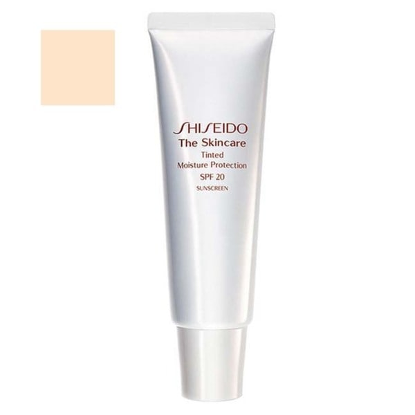 Shiseido The Skincare Light Tinted Moisture Protection SPF 20