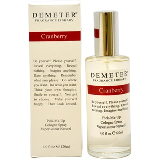Demeter Cranberry Women's 4-ounce Cologne Spray