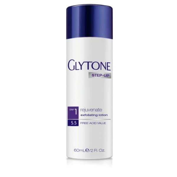 Glytone Step Up Rejuvenate Exfoliating Lotion Step 1