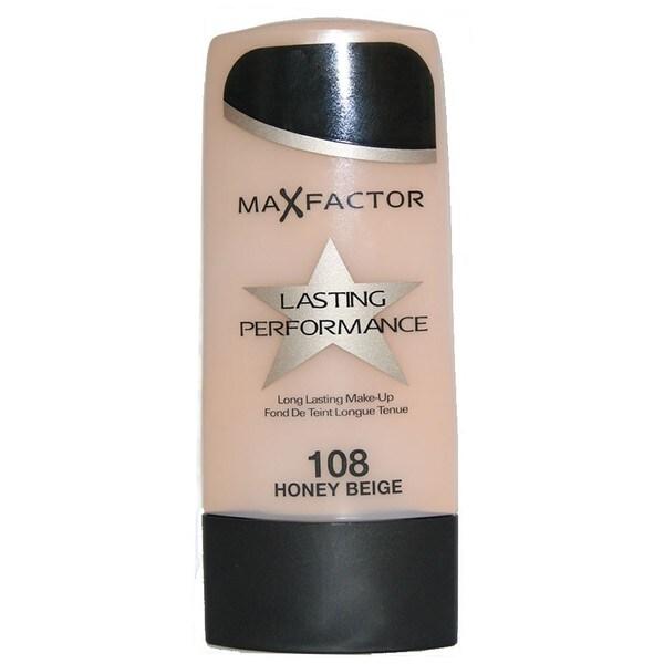 Max Factor Lasting Performance Honey Beige Foundation