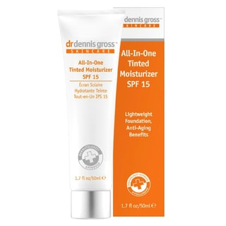 Dr. Dennis Gross Skincare All-In-One Light Tinted Moisturizer with SPF 15