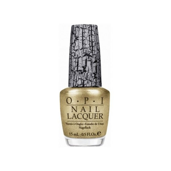 OPI Gold Shatter Nail Lacquer