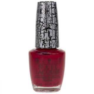 OPI Red Shatter Nail Lacquer