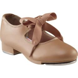Girls' Capezio Dance Jr. Tyette N625 Caramel