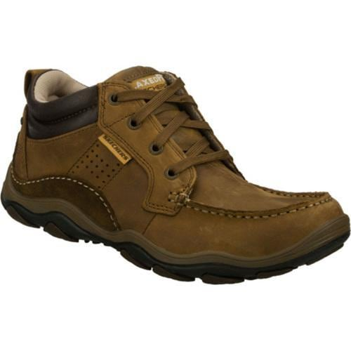 Men's Skechers Relaxed Fit Bolland Taber Brown
