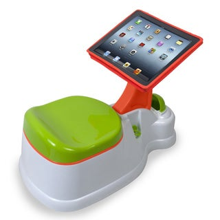 CTA Digital 2 In 1 iPotty Activity Set