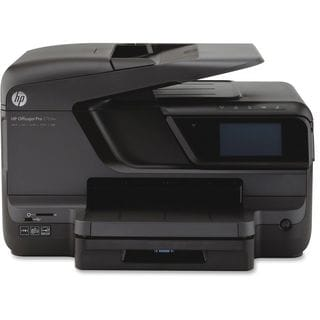 HP Officejet Pro 276DW Inkjet Multifunction Printer - Color - Plain P