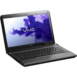 "Sony VAIO E SVE1413APXB 14"" LED Notebook - Intel Core i5 (3rd Gen) i5"