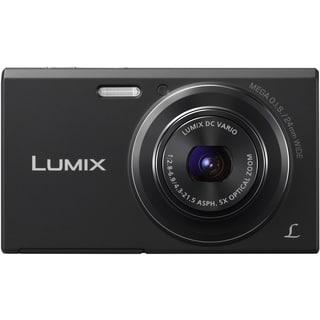 Panasonic Lumix DMC-FH10 16.1 Megapixel Compact Camera - Black