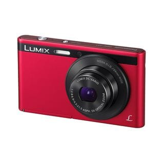 Panasonic Lumix DMC-XS1 16.1 Megapixel Compact Camera - Red