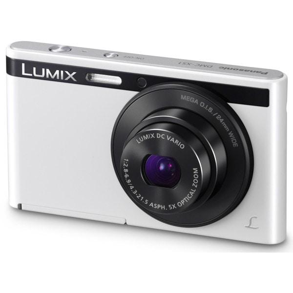 Panasonic Lumix DMC-XS1 16.1 Megapixel Compact Camera - White