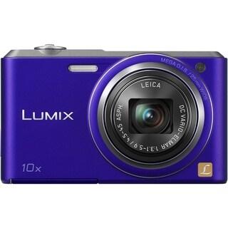 Panasonic Lumix DMC-SZ3 16.1MP Violet Digital Camera