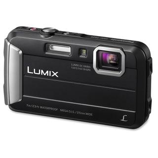 Panasonic Lumix DMC-TS25 16.1 Megapixel Compact Camera - Black