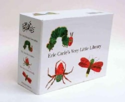 Eric Carle's Very Little Library: Very Lonely Firefly/Very Busy Spider/Very Hungry Caterpillar (Hardcover)