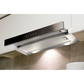 NT AIR Built-In Range Hood Slide Out 24-inch TLC-S