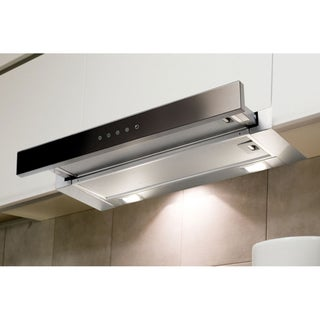 NT AIR Built-In Range Hood Slide Out 36-inch TLC-S