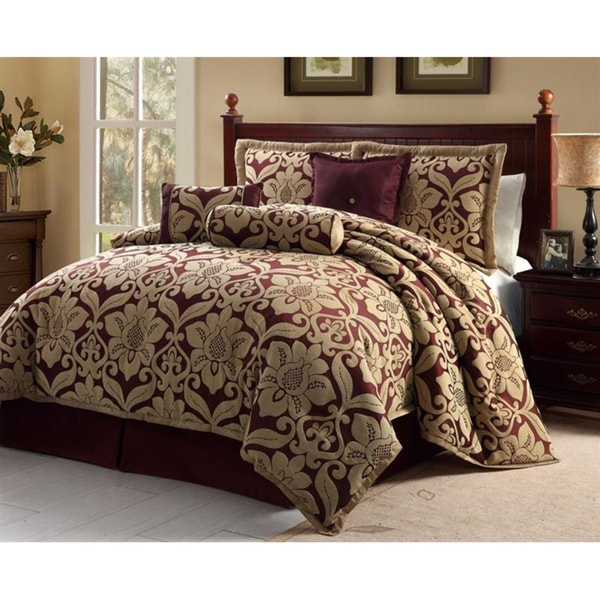 Galloway 7-piece Comforter Set