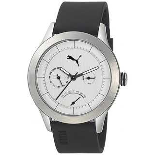 Puma Men's Sport Black/ White Quartz Watch