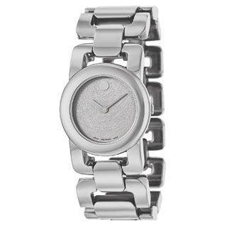 Movado Women's 'Luma' Stainless Steel Watch