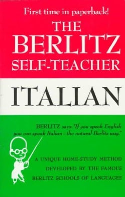 Berlitz Self-teacher: Italian (Paperback)