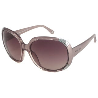 Michael Kors Women's MKS205 Beverly Hills Rectangular Sunglasses