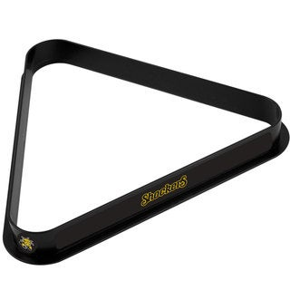 Wichita State University Billiard Ball Triangle Rack