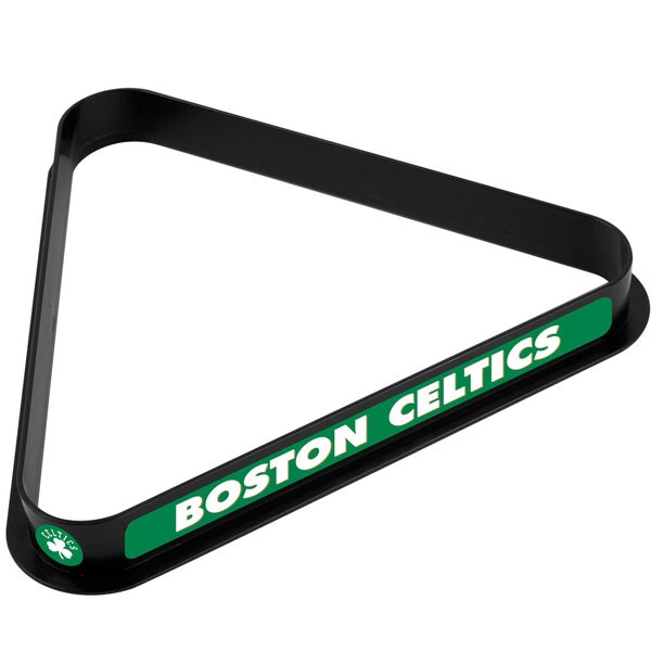 Boston Celtics NBA Billiard Ball Rack