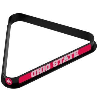 The Ohio State University Billiard Ball Triangle Rack