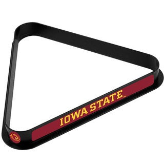 Iowa State University Billiard Ball Triangle Rack