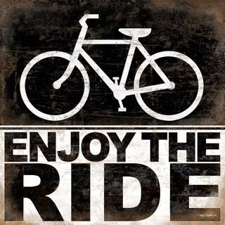 Kathy Middlebrook 'Enjoy The Ride' Paper Printt (Unframed)