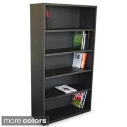 Ensemble 5-shelf Bookcase