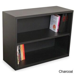 Ensemble 2-Shelf Bookcase
