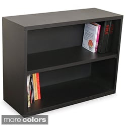 Ensemble 2-Shelf Bookcase