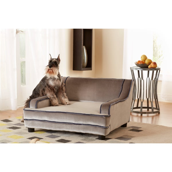 Enchanted Home Pet Mid Century Modern Pet Bed 15117526 Overstock Shopping The Best Prices