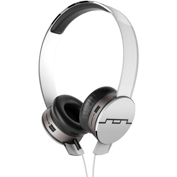 SOL Republic Tracks HD On-Ear White Headphones
