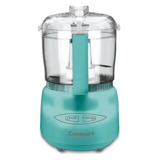 Cuisinart DLC-2ATQ Turquoise 3-cup Mini-Prep Plus Food Processor