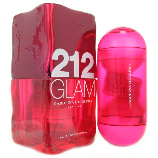 Carolina Herrera 212 Glam Women's 2-ounce Eau de Toilette Spray