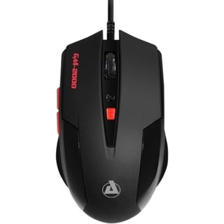 Aluratek Levetron USB Optical Gaming Mouse