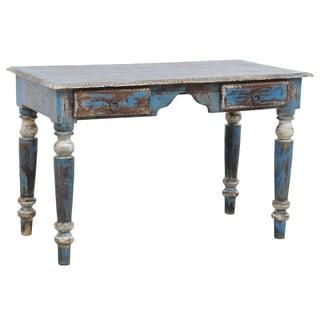 Poli  Desk -Blue