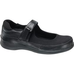 Women's Apex Melanie Black Leather
